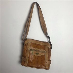 BOC Leather Purse crossbody shoulder